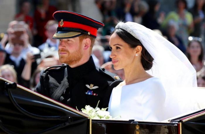 Поездка в свадебной карете