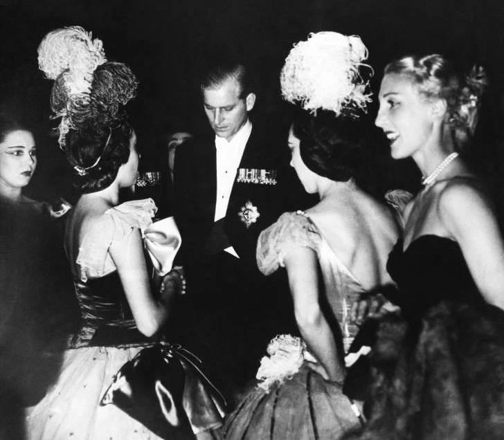 Принц Филипп в опере