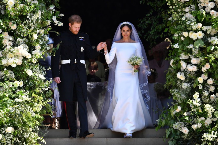 Принц Гарри на свадьбе