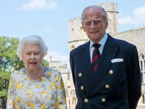 Принцу Филиппу 99 лет
