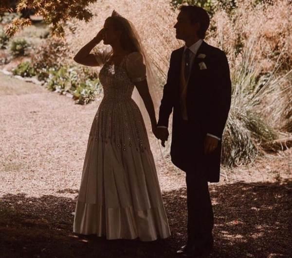 Принцесса Беатрис после свадьбы