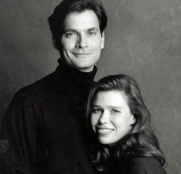 Леди Сара с мужем