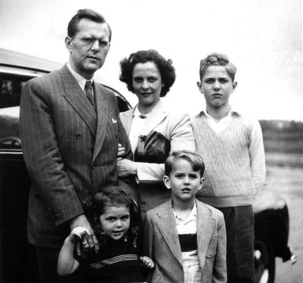 Семья Зоммерлат