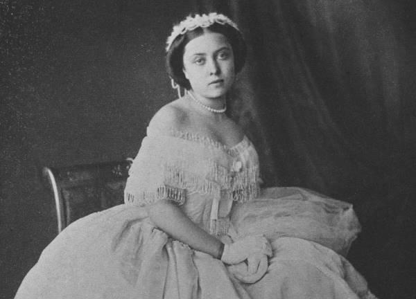 Королевская принцесса Виктория