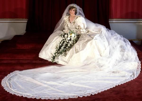 Свадьба леди Ди