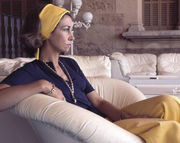 Королева-консорт Испании в 1975 году