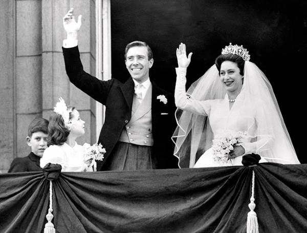 Свадьба принцессы Маргарет