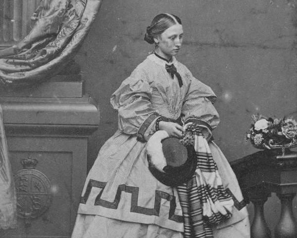 Вторая дочь королевы Виктории