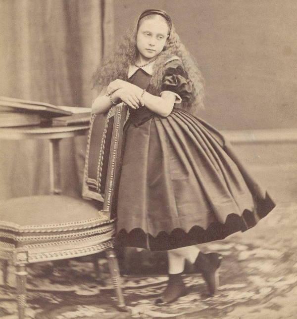 Последняя дочь королевы Виктории