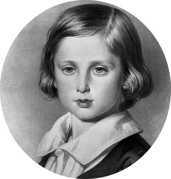 Принц Альфред сын королевы Виктории