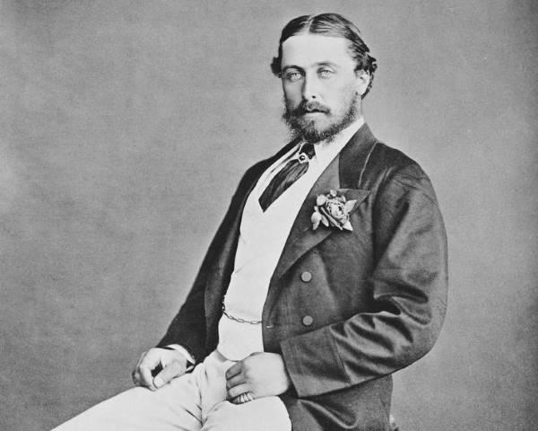 Принц Альфред герцог Эдинбургский