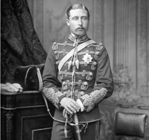 Третий сын королевы Виктории