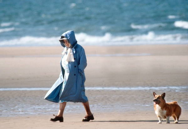 Королева на пляже