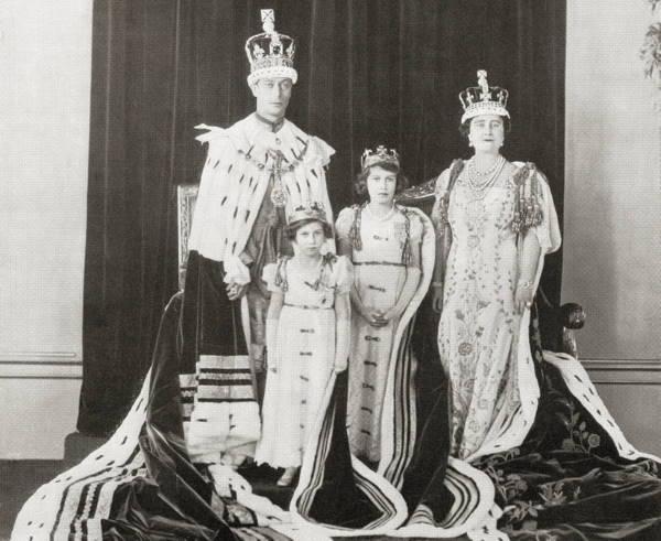 Коронация герцогини Йоркской