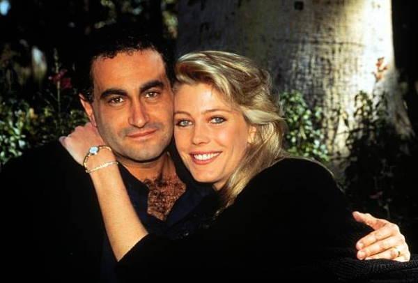 Аль-Файед с женой