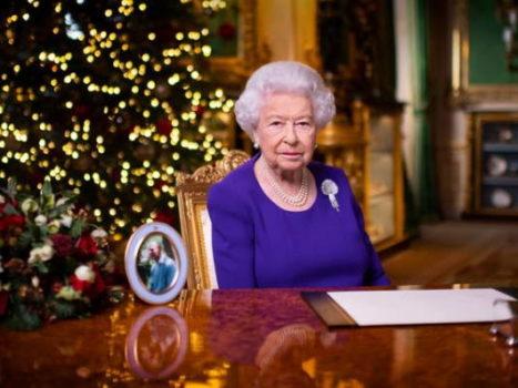 Рождественская речь королевы 2020