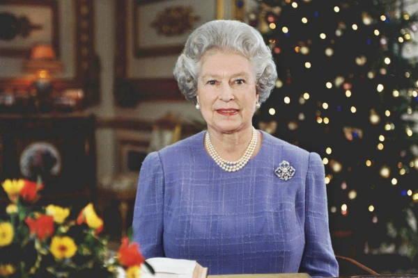 Рождественское обращение Елизаветы II 1997 года
