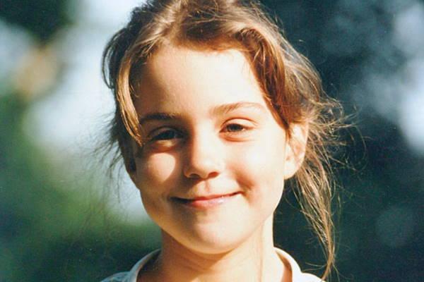Пятилетняя Кэтрин