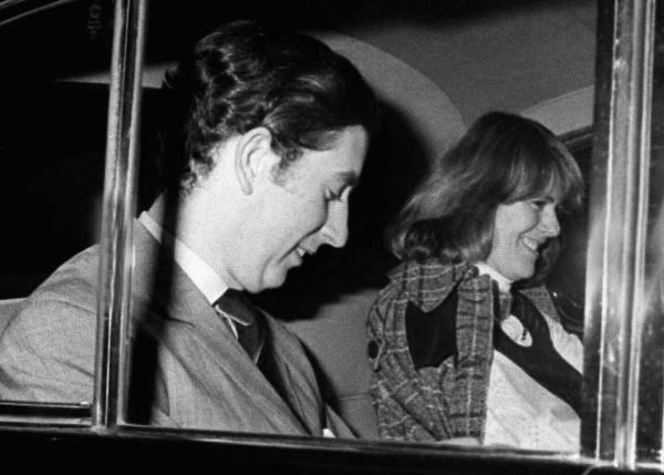Принц Чарльз и его будущая вторая жена