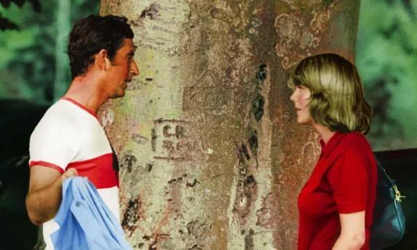 Принц Чарльз и его избранница
