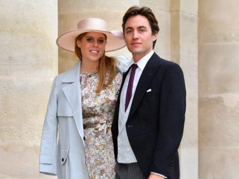 Принцесса Беатрис объявила о беременности
