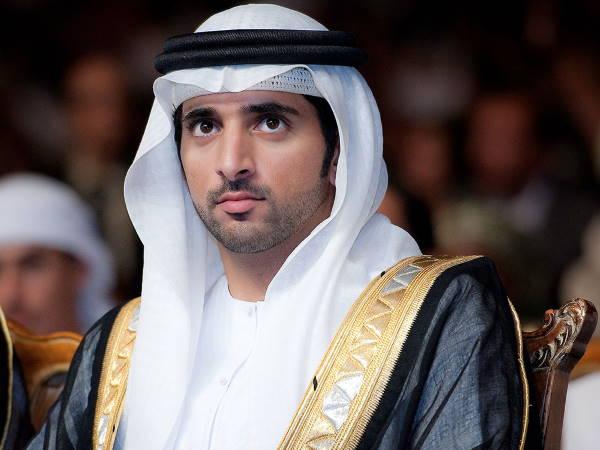 Наследный принц Дубая