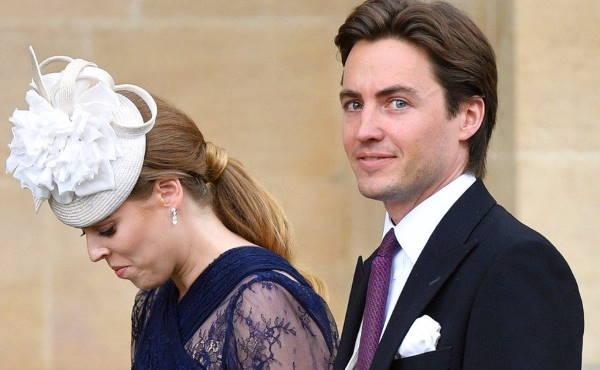 Принцесса Беатрис стала матерью